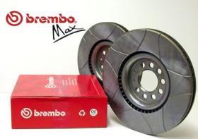 Discos sport perforados  Brembo