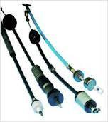 Cables de embrague, cables de mando... soprtes  Cautex