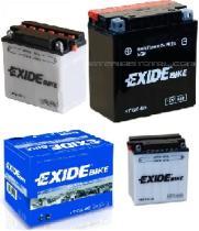 Baterias y baterias de moto  Exide
