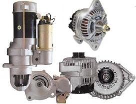 Alternadores y motores de arranque  Psh